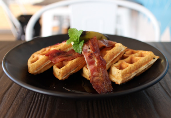 $40 The Beach Cafe Voucher - Valid for Menu Items & Hot Drinks