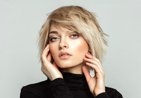 Professional Colour & Cut Package at Sloanes Hair Design - Options for Long or Short Hair Available