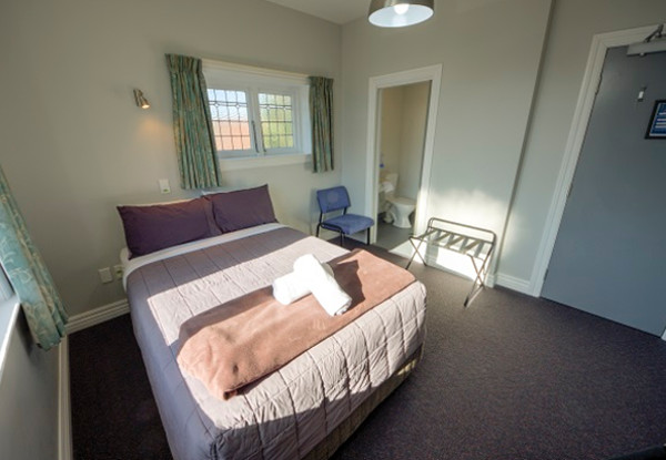 Two-Night YHA Christchurch (Hereford Street) Accommodation for Two Adults - Options for Private Room or Private Ensuite or Family Room incl. up to Four Children