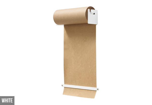 Wall Mounted Kraft Paper Roll - Two Sizes Available