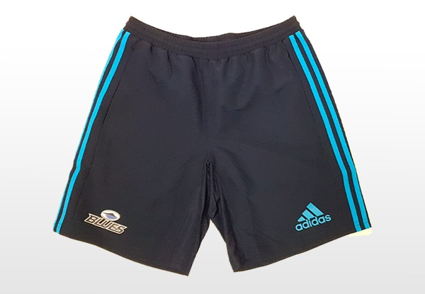 Official Super Rugby Shorts Range - Five Styles & Seven Sizes Available