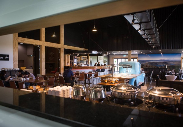 Weekend Buffet Lunch for One Adult - Options for Child, Family, or up to Eight Adults