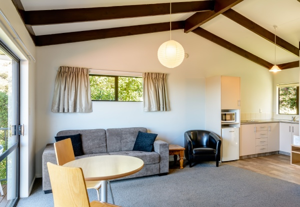 Two-Night Kaiteriteri Stay for Two People in a Sea View Studio Unit