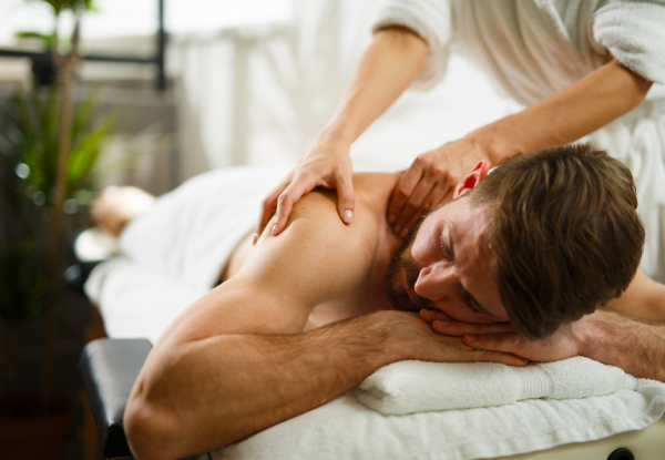 One-Hour Remedial, Relaxation or Deep-Tissue Massage for One Person incl. $60 Return Voucher - Options for Two or Three Massages Available