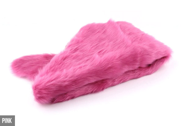 Artificial Sheepskin Rug - Five Colours Available with Free Delivery