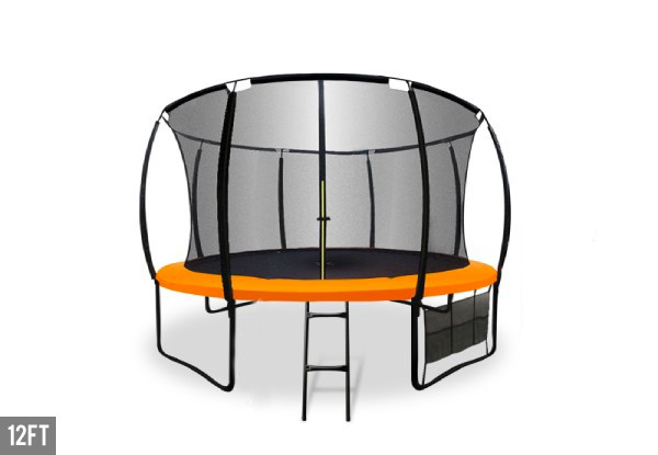 Arc Trampoline - Options for 12ft or 16ft