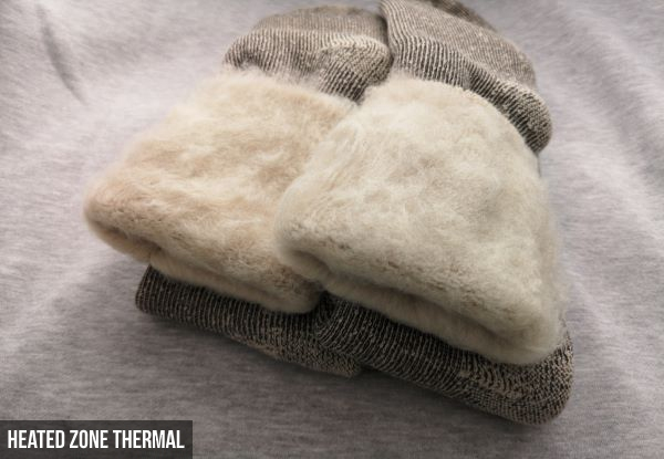 Winter Thermal Socks Range - Two Sizes & Five Styles Available