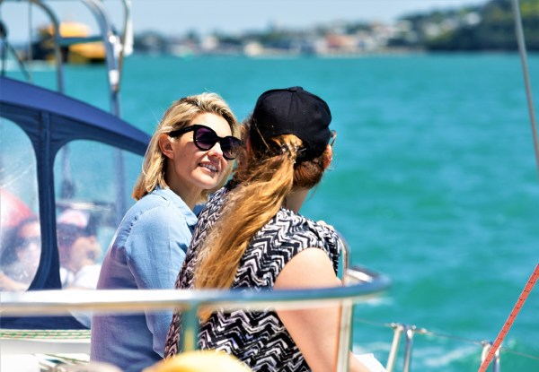 Three-Hour Bay of Islands Sunset Dinner Cruise with Gourmet Burger Buffet for One Person - Option for Three-Course Gourmet Meal - Valid from 7 January 2021