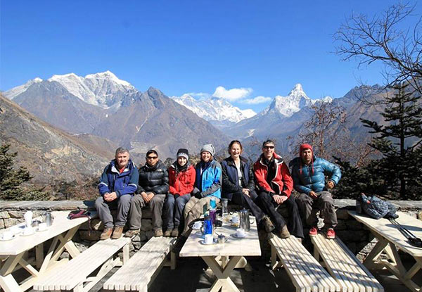 Per-Person Twin-Share 13-Day Everest Base Camp Trek incl. Domestic Flights, Transfers, Twin-Share Accommodation, Guide, Porter & More  - Option to incl. Meals
