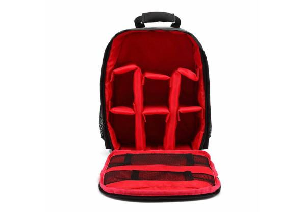 DSLR Camera Travel Bag - Five Colours Available with Free Delivery
