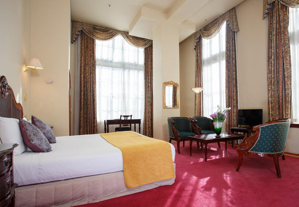 One-Night Stay for Two People in a Superior Room incl. Cooked Breakfast, Late Checkout & Wi-Fi - Options for Weekend, Midweek or Two-Night Stay Available