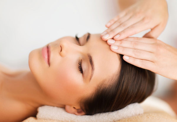 60-Minute Swedish Full Body Massage incl.  Head Relaxation Massage for One Person - Option for Couples