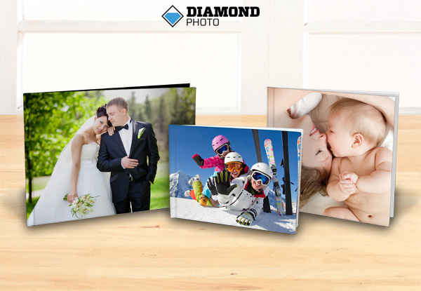 From $37 for a 50-Page Hardcover Photo Book incl. Delivery