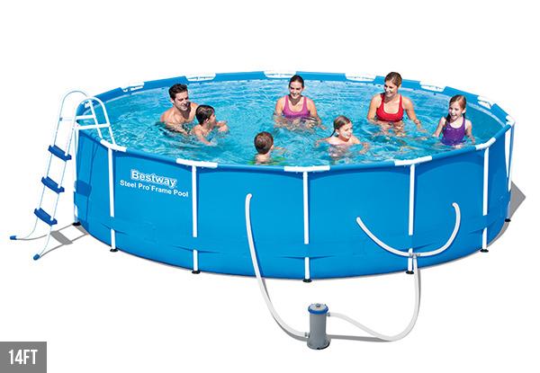 Steel Frame Swimming Pool Grabone Nz