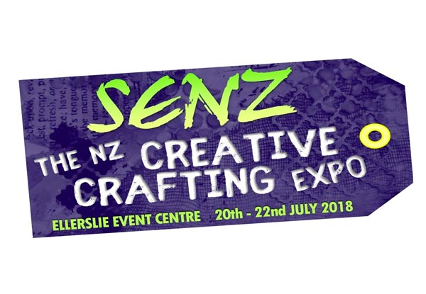 Sunday Family Pass to The NZ Creative Crafting Expo on July 20th - 22nd at Ellerslie Event Centre, Auckland - Option for a Flexi Family Pass