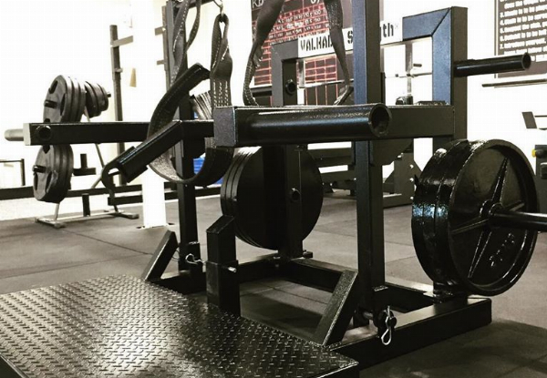 Intro to Powerlifting – Learn to Squat, Bench & Deadlift Efficiently - Options for up to Four People or to incl. One-Month Membership