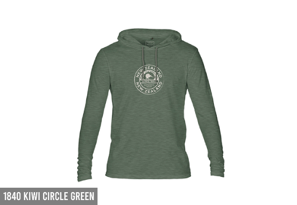 Premium NZ Unisex T-Shirt Hoodie - Two Styles & Four Sizes Available