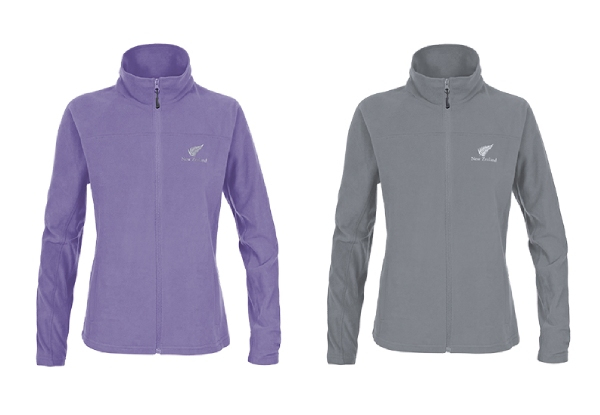 Ladies Fleece - Two Colours & Five Sizes Available