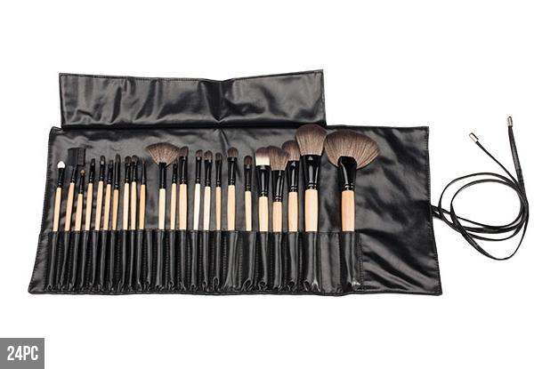 7pc Bella Brushes Set