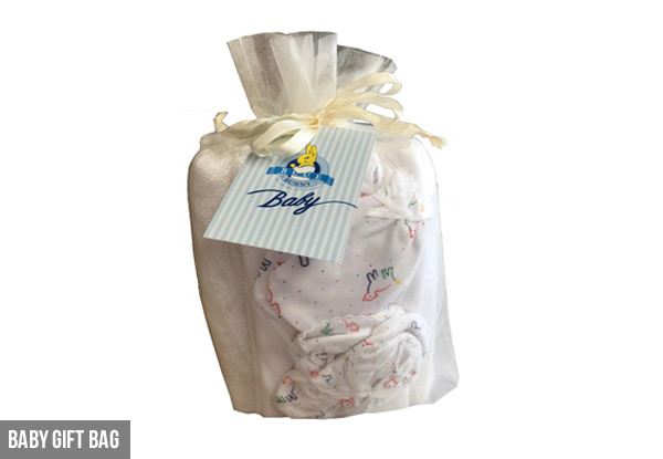 Baby Gift Boxes - Three Options Available