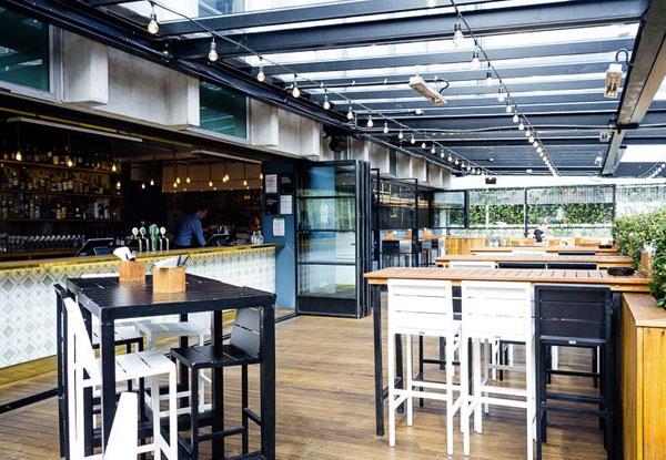 The glass goose bar grabone nz for Xi an food bar auckland