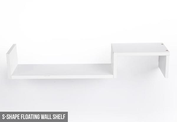 Brilliant Floating Wall Shelf Two Options Download Free Architecture Designs Aeocymadebymaigaardcom