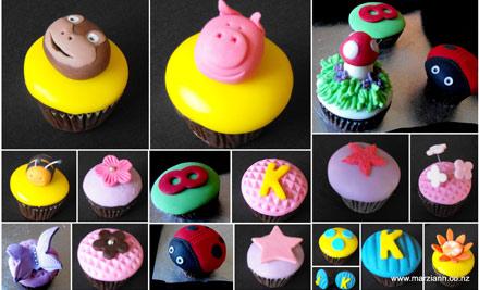 Cake Decorating Course Dunedin : Parent/Child Two-Hour Cupcake Class - GrabOne