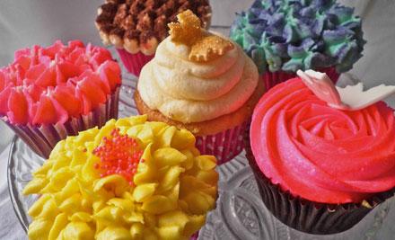Cupcake Decorating Class - GrabOne