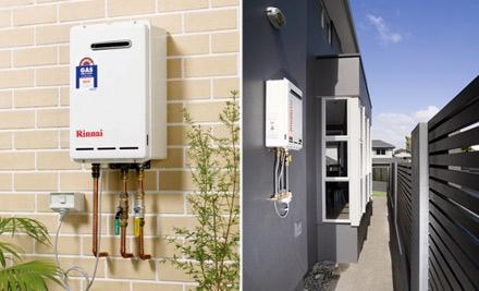 Rinnai Infinity Gas Heater Incl Installation Grabone