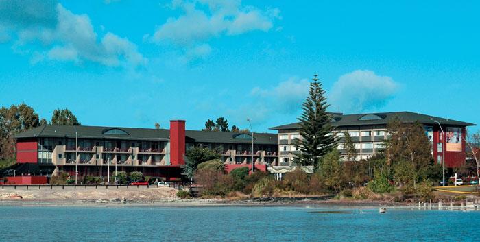 Sudima Hotel Lake Rotorua Superior Room